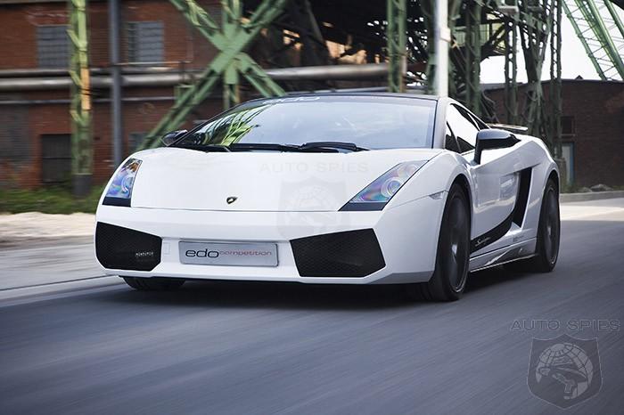 2008 Edo Competition Lamborghini Gallardo Superleggera Autospies